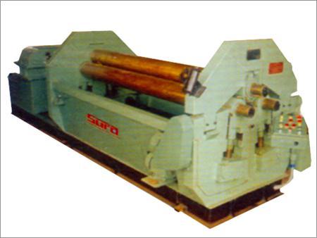 Double Pinch Plate Bending Machine