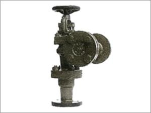 Cast Iron Accessible Feed Check Valves