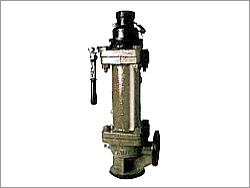 Cast Iron Single Post Safety Valves