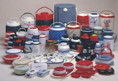 Plastic Moulded Household Items