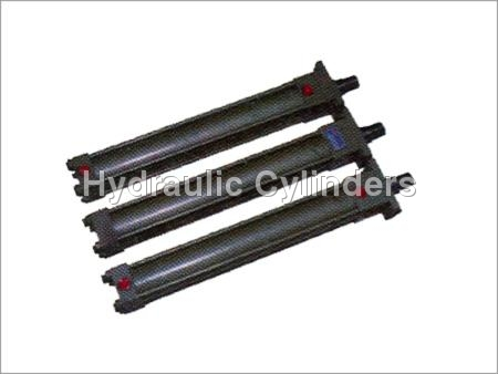 Tie Rod Construction Hydraulic Cylinders