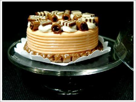 Psyllium Husk Cake