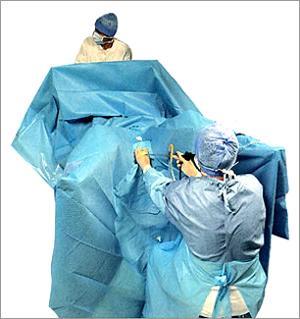 Cystoscopy Drape Set