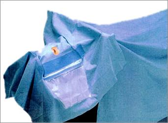 Disposable Eye Drape Set