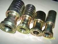 Stainless Steel Barbed Fittings