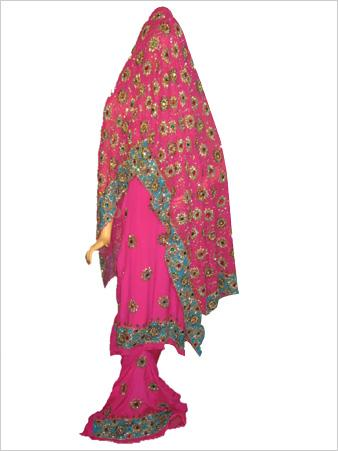 Ladies Punjabi Suit  Dupatta