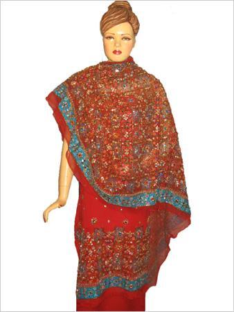 Punjabi Suit  Dupatta