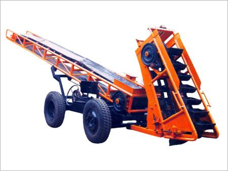Portable Swivelling Loader