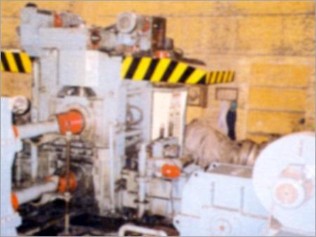 Mild Steel Cold Rolling Mills Machines