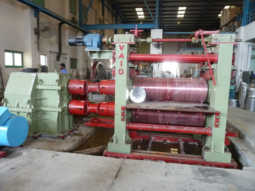 2 Hi Cold Rolling Mill