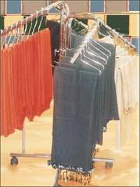 Four Way Garment Stands