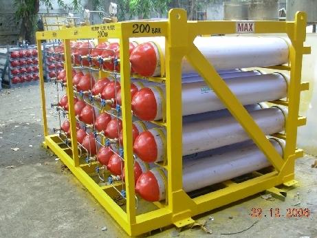 CNG Storage Cylinders