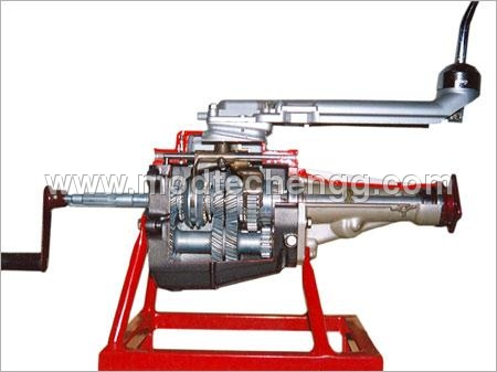 Car Gearbox Model