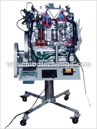 Car Engine Model