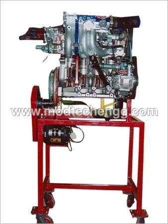 Modèle de moteur de Maruthi Zen MPFI