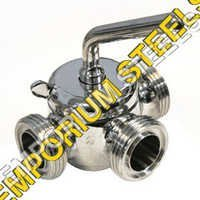 Three Way SS Valve