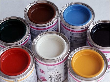 Castor Oil Paints