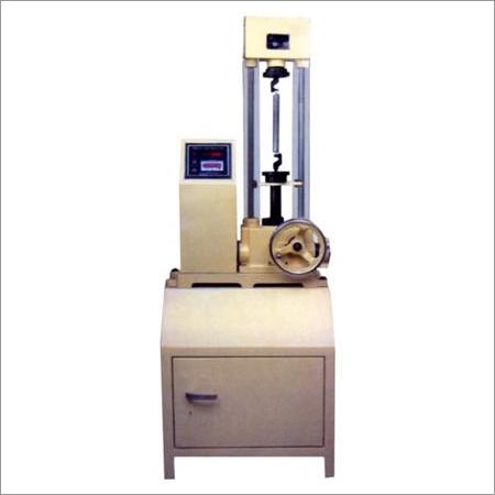 Spring Tester Machine (300 Kg)