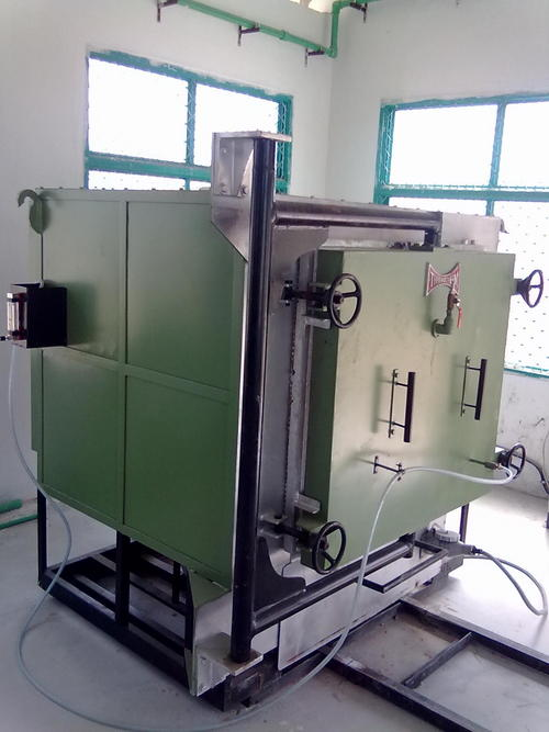 Chamber Furnace Application: For Industrial Use