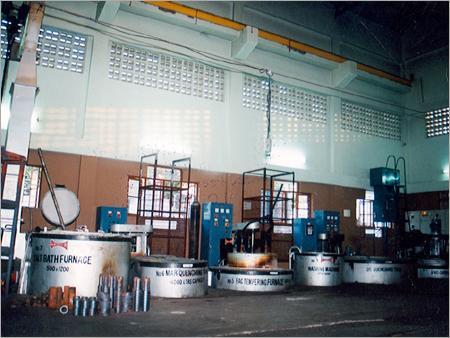 Heat Treatment Furnace Plant