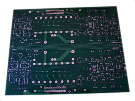 Single Printed Circuit Board
