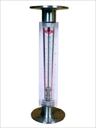 Acrylic Body Rotameter