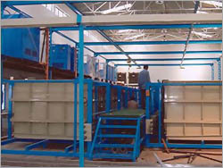 Manual Abs Plastics Electroplating Line