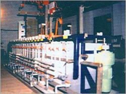 Pattern Panel Electroplating Line