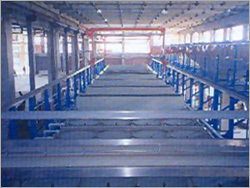 Automatic Tri Nickel Chrome  Wheel Plating Line