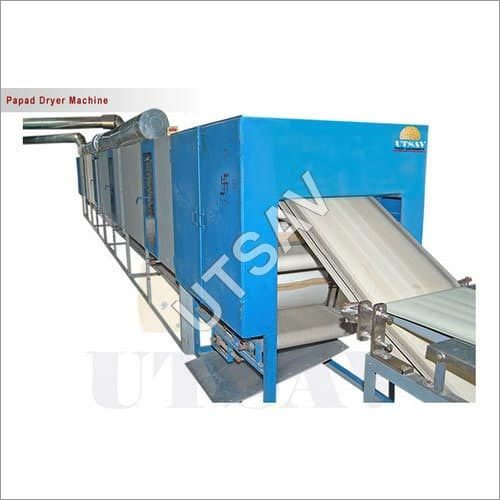 Industrial Papad Dryer Machine