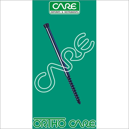 Cancellous Bone Screw