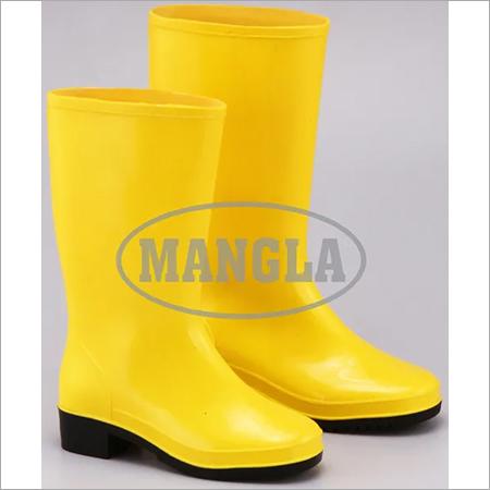 Yellow Rainboot