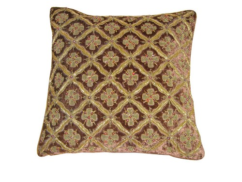 Hand Embroidered Cushion Covers