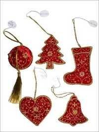 Zari Christmas Hangings