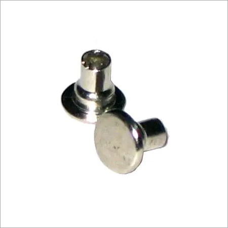 Semi Tubular Shoulder Rivets