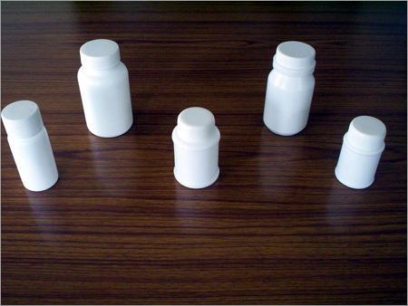 HDPE Plastic Jars