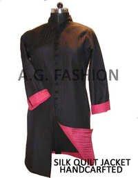 Ladies Silk Jacket