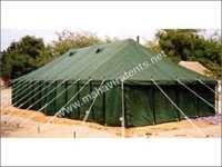 Luxury Army Tent