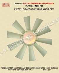 Aluminum Radiator Fans