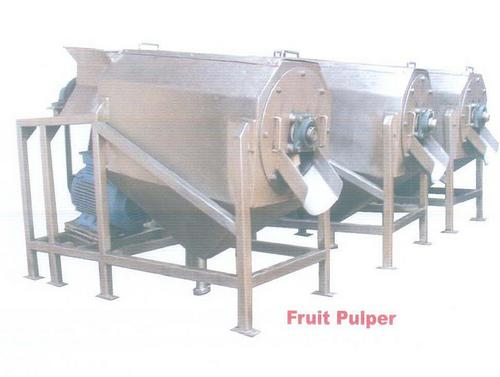 Fruit Pulper Machine
