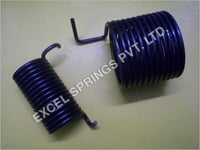Coil Bend Torsion Spring