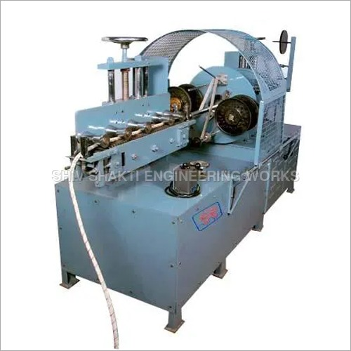 Unwraping Machine