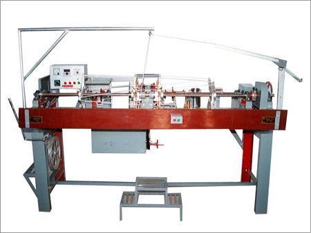 Shoes lace tipping machine