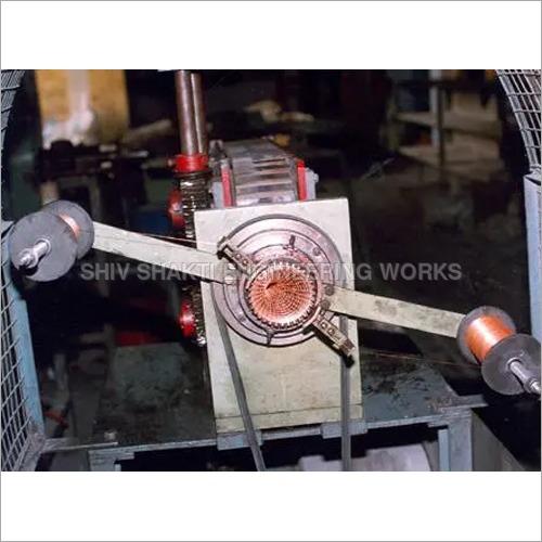 Radiater Hose Kniting Machine
