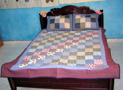 Hand Made Quilted