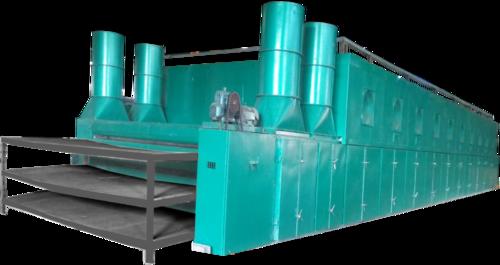 Roller Jet Dryer Machine