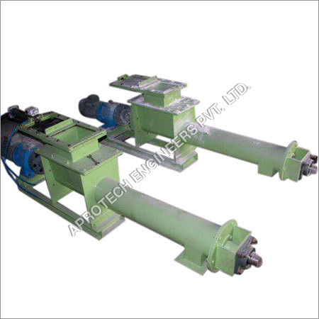 Gravimetric Screw Feeder