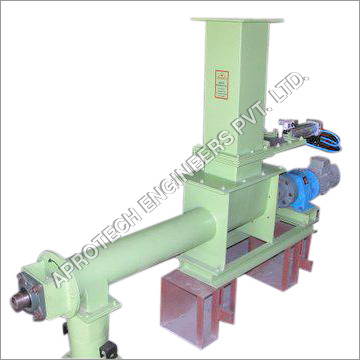 SS Screw Feeder