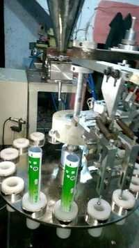 Automatic Plastic Tube Filling Machine