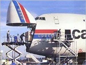 Air Freight Forwarder